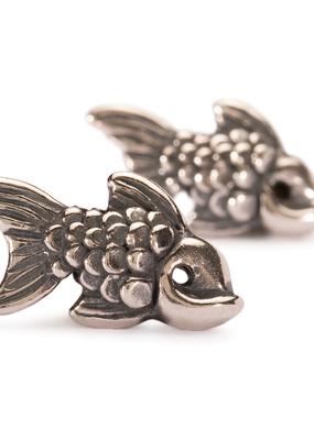 TROLLBEADS - Carp Earrings