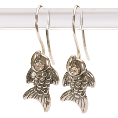 TROLLBEADS - Carp Earrings