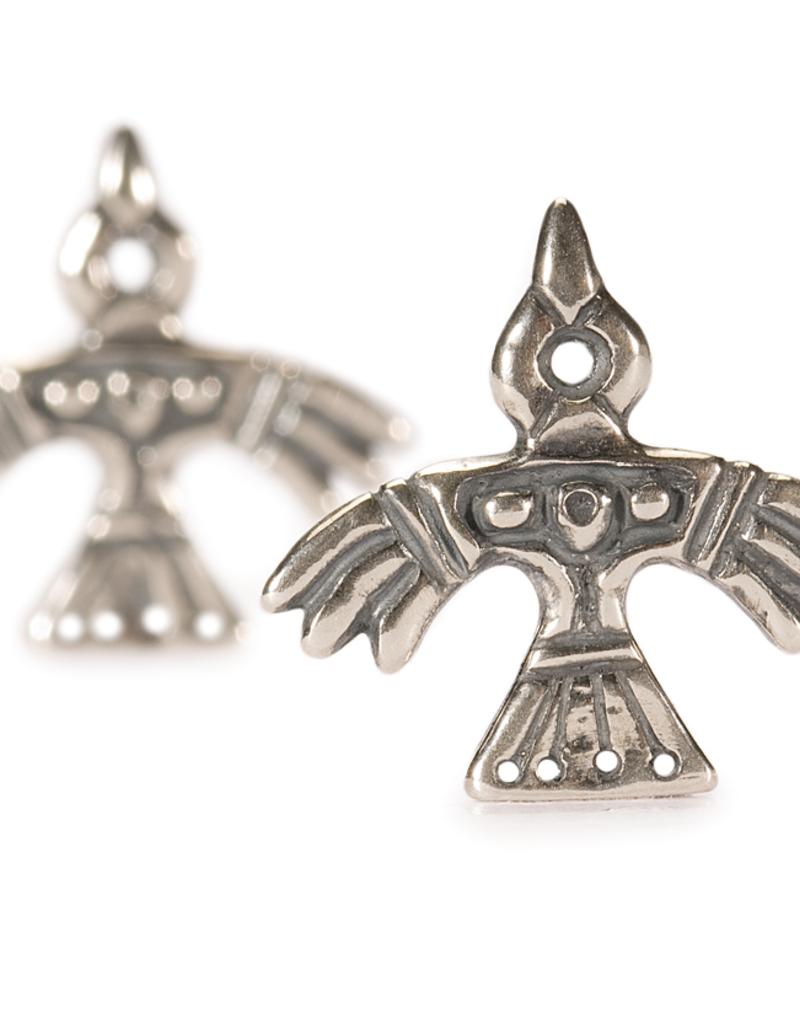 TROLLBEADS - Ravens of Odin Earrings