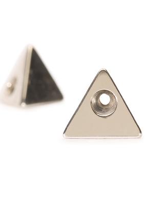 TROLLBEADS - Triangle Earrings