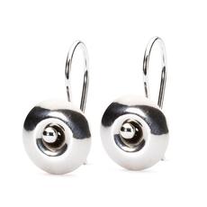 TROLLBEADS - Daisy Donut Earrings