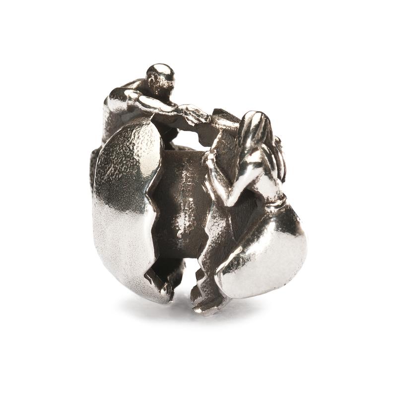 TROLLBEADS - Holding on to Love Bead