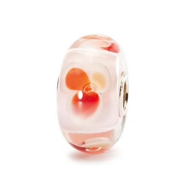 TROLLBEADS - Pink Fantasy Bead