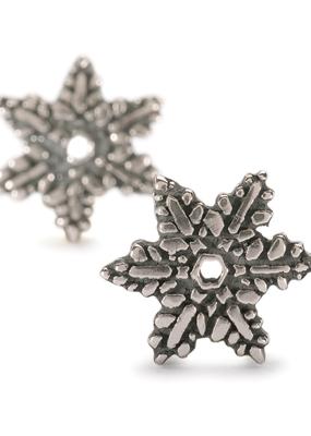 TROLLBEADS - Snow Flower Earrings