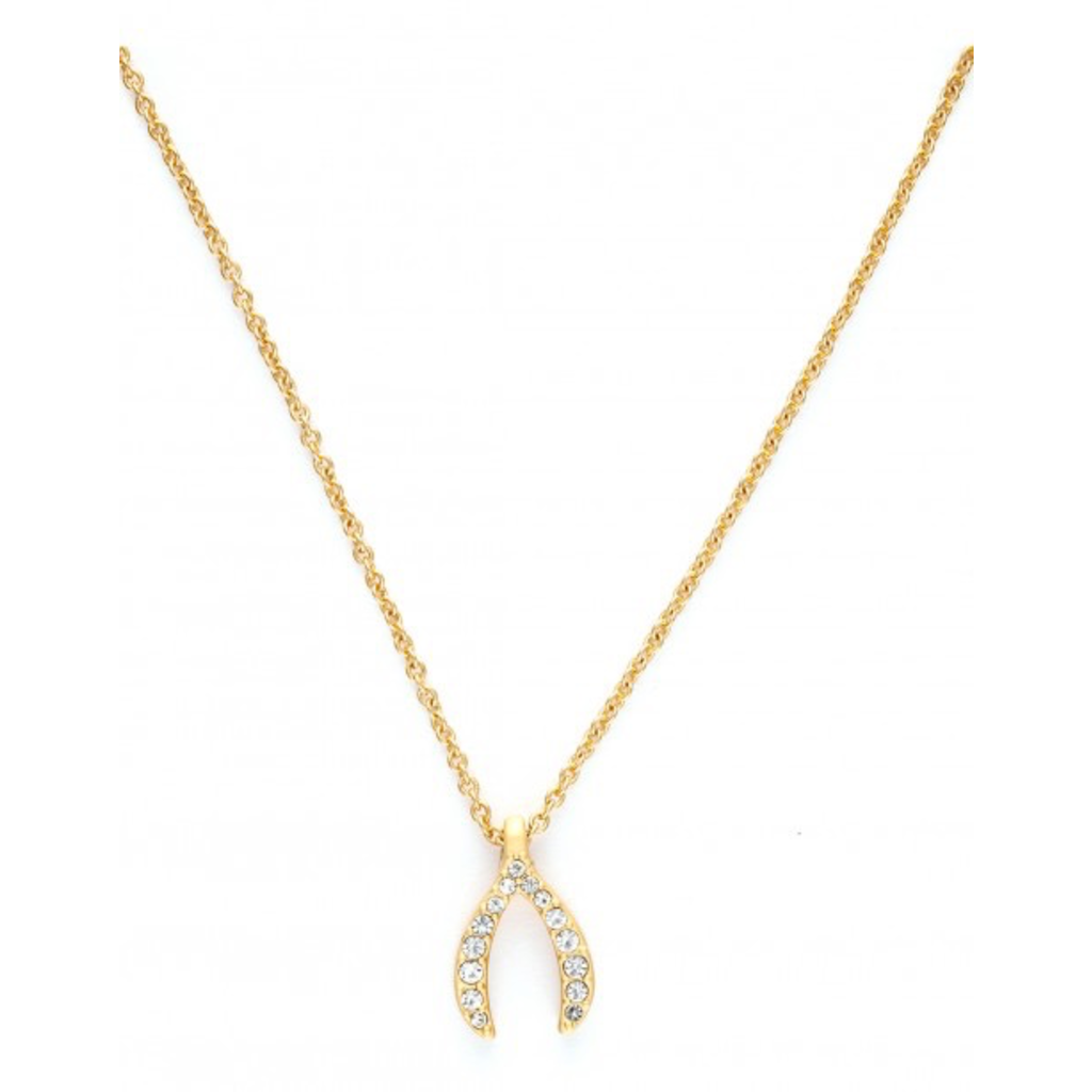 Spartina 449 Sea La Vie Necklace 18 Wishbone