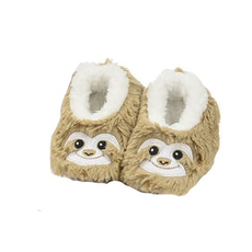 Baby Snoozies Sloth Slippers 3-6