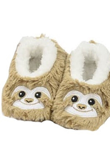 Baby Snoozies Sloth Slippers 6-12