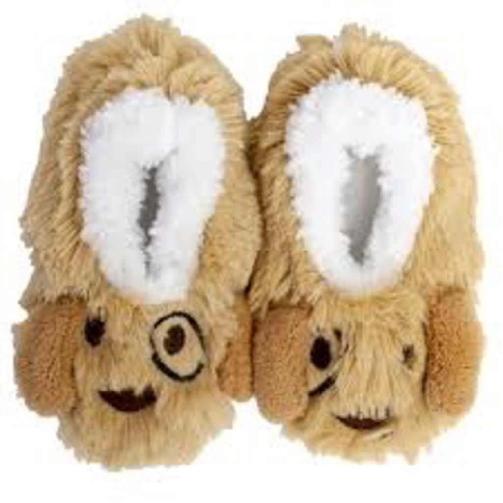 Snoozies Baby Snoozies Pup Slippers 0-3