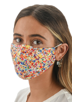 Snoozies Snoozies Splatter Fashion Face Covering