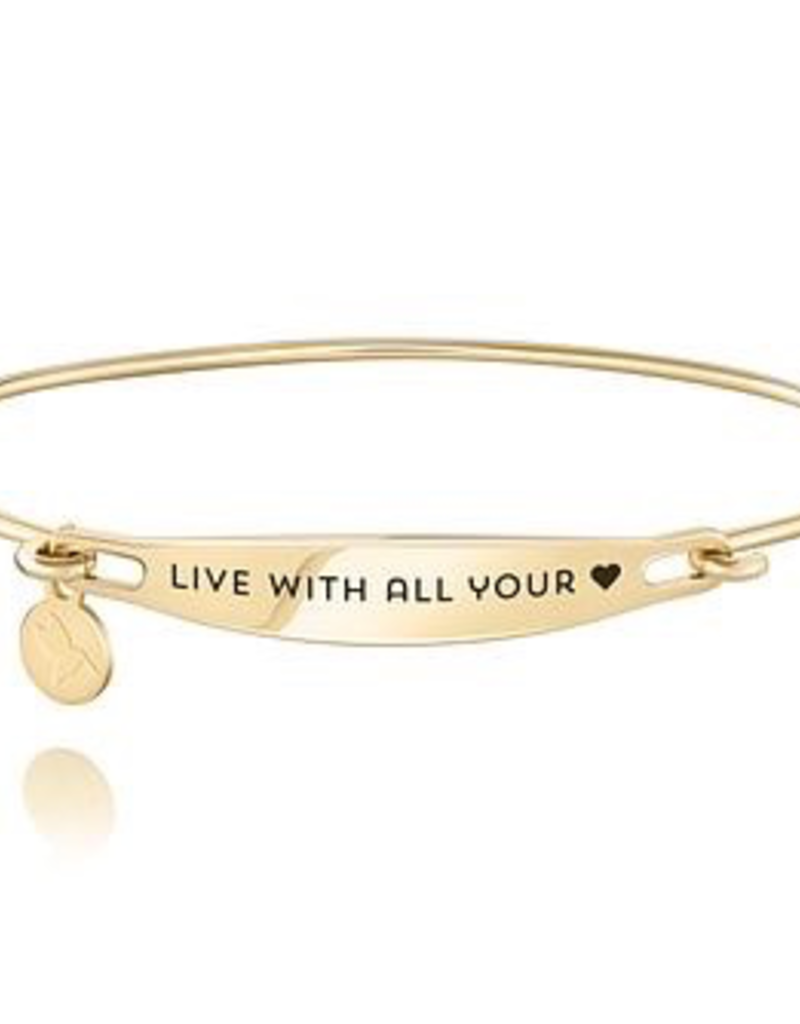 Chamilia Live All Your Heart - YG - M/L