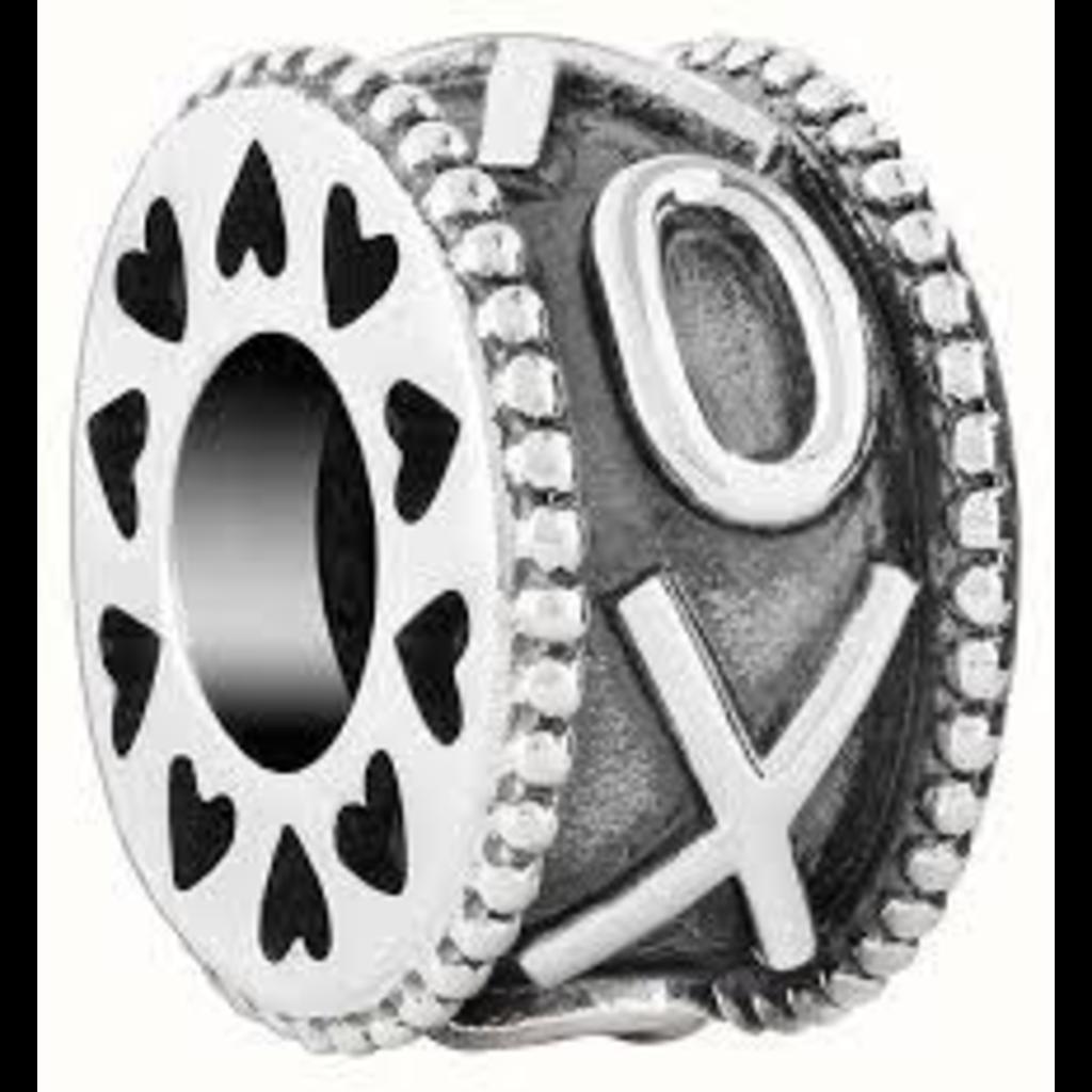 Chamilia Chamilia XO Wheel-Sterling Silver w/ Lt. Ox - Tray 4
