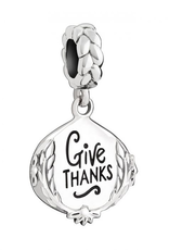 Chamilia GIVE BACK GIVE THANKS Sterling Silver - Tray 4