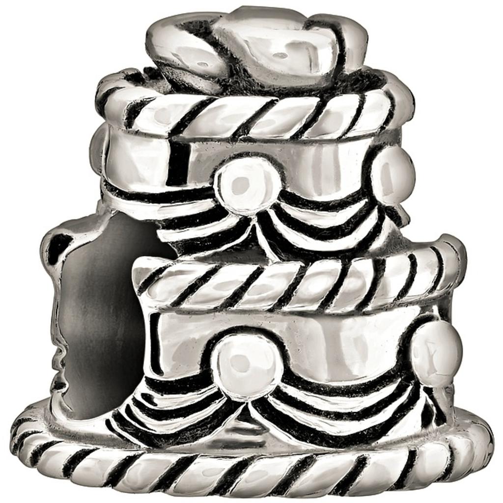 Chamilia Chamilia Sterling Silver - Wedding Cake - Tray 4