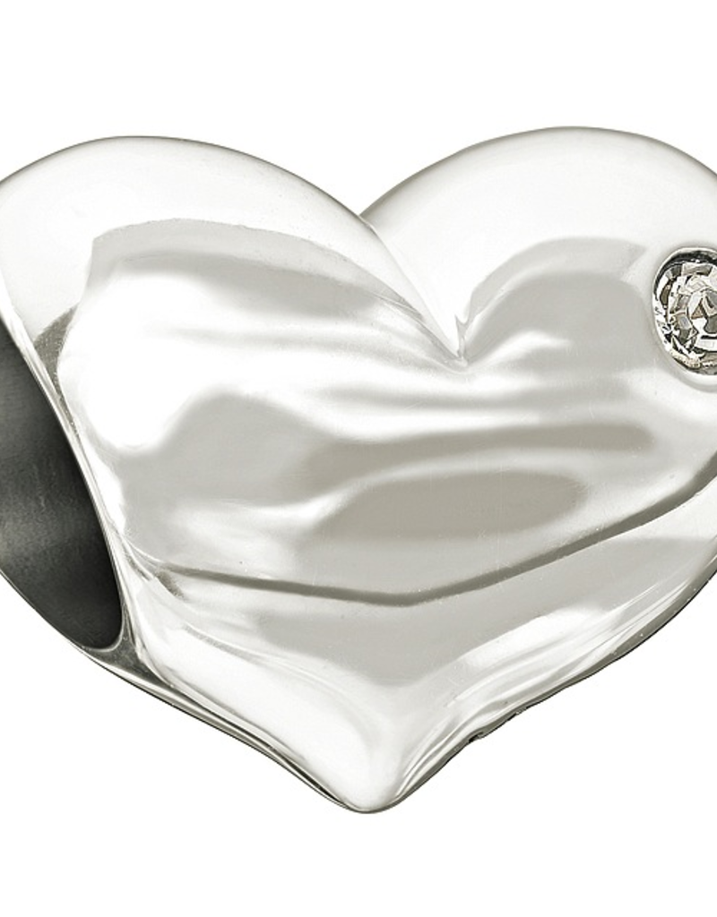 Chamilia Sterling Silver w Stone - Baby's First Steps - Tray 3