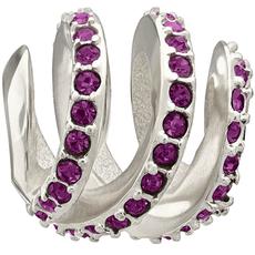 Chamilia Chamilia Modern Glam - Purple Swarovski - Retired - Tray 6