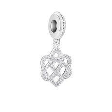 Chamilia Chamilia Celtic Love Knot - Pure Brilliance Swarovski Zirconia - Tray 3