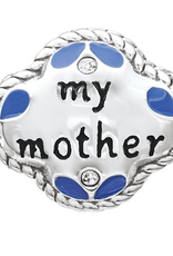 Chamilia My Mother, My Friend - Sterling Silver with Swarovski Crystal and Enamel - Tray 1