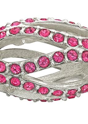 Chamilia The Swarovski Collection - Glistening Meander - Rose - Retired - Tray 6