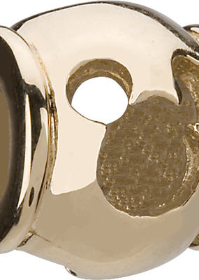 Chamilia Disney - Mickey Gold Cutout - Retired - Tray 5