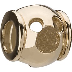 Chamilia Chamilia Disney - Mickey Gold Cutout - Retired - Tray 5