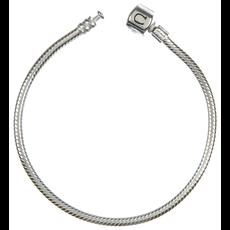Chamilia Chamilia Silver Snap Bracelet (17 cm/6.7 in)
