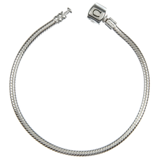 Chamilia Chamilia Silver Snap Bracelet (15.2 cm/6.0 in)