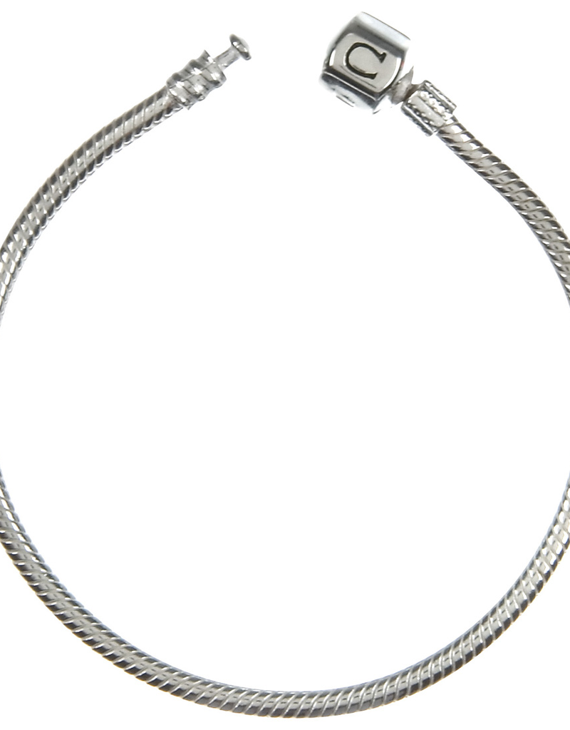 Chamilia Silver Snap Bracelet (15.2 cm/6.0 in)