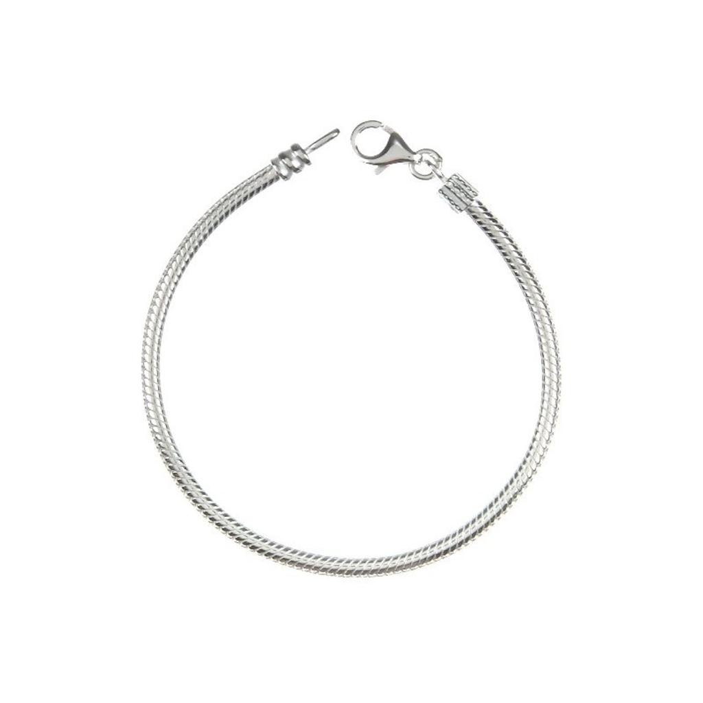 Chamilia Chamilia Basic Plain Bracelet (18 cm/ 7.1 in) Disc