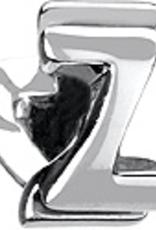 Chamilia Letter Z Disc - Retired - Tray 6