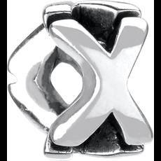 Chamilia Chamilia Letter X Disc - Retired - Tray 6