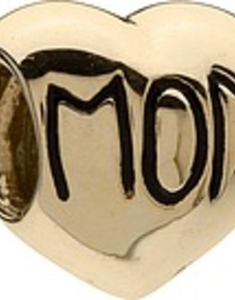 Chamilia 14K Gold - Mom Heart