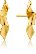 Ania Haie Helix Stud Earrings