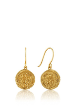 Ania Haie Emblem Hook Earrings