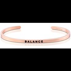 MantraBand - Balance - Rose Gold