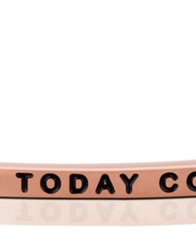 MantraBand - Make Today Count - Rose Gold