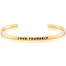 MantraBand - Love Yourself - Yellow Gold