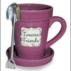 Flower Pot Mug/Friends
