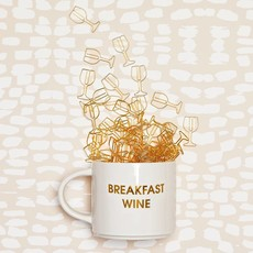 Chez Gagne Breakfast Wine Jumbo Mug