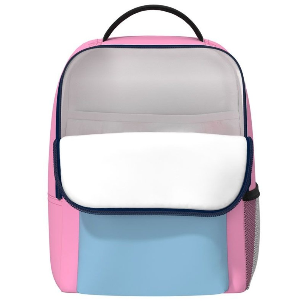 Scout Junior Pack Leader - Block Party Pink