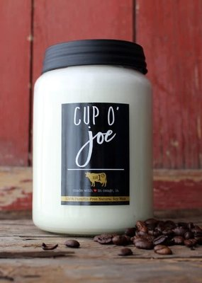 Milkhouse Candle Creamery Cup O' Joe - 26 oz
