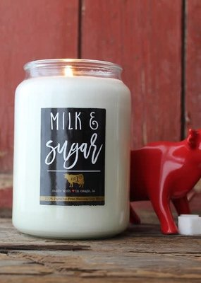 Milkhouse Candle Creamery Milk & Sugar - 26 oz