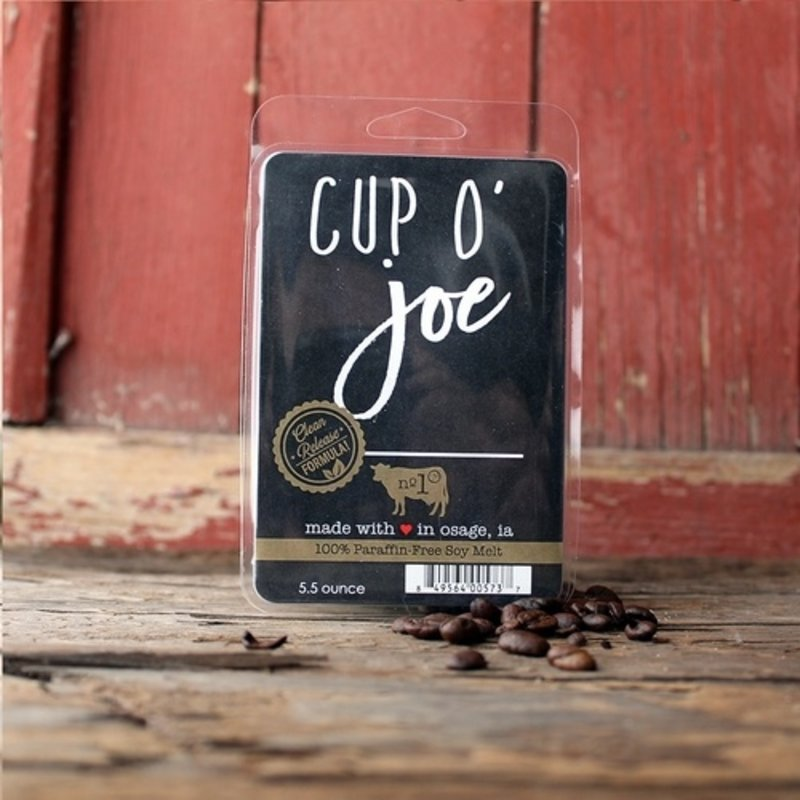 Milkhouse Candle Creamery Cup O' Joe 5.5 oz Fragrance Melts
