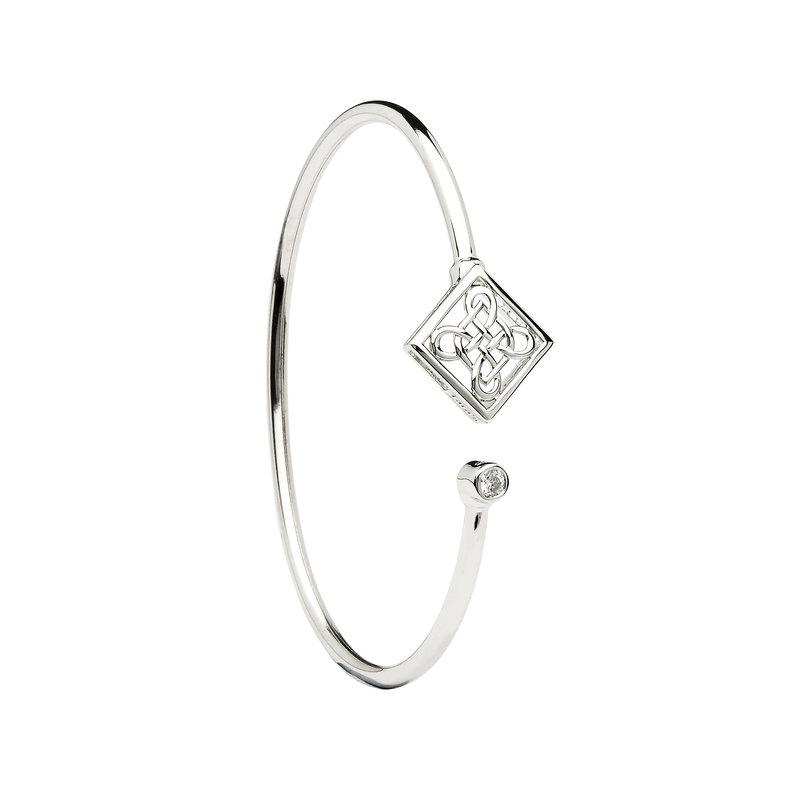 ShanOre Silver Celtic Design Bangle