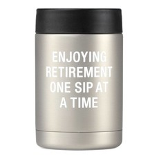 About Face Designs About Face Enjoying Retirement Can Cooler