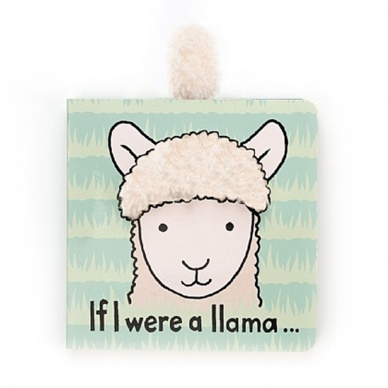 Jellycat Jellycat If I were a Llama Book