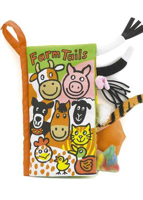 Jellycat Jellycat Book Farm Tails
