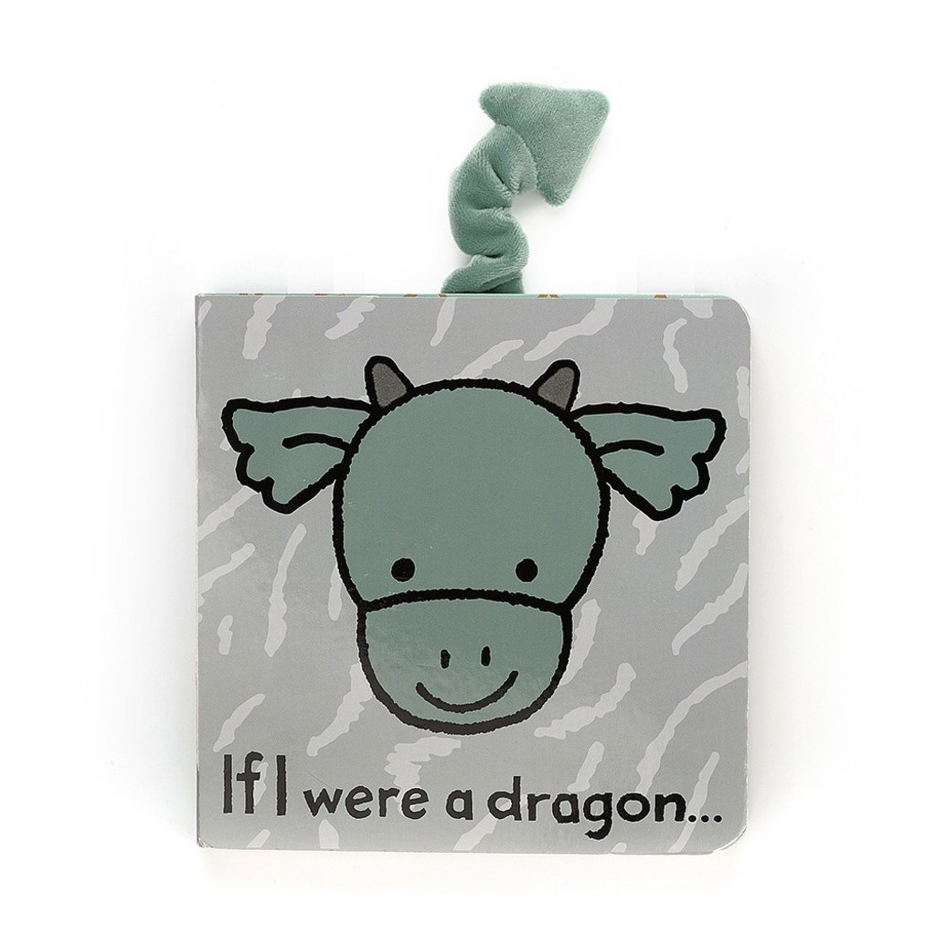 Jellycat Jellycat  If I Were a Dragon Book