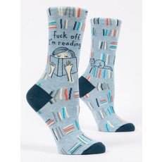 Blue Q Blue Q F*** Off, I'm Reading Women's Socks (Disc)