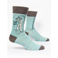 Blue Q Blue Q  F* This Shit Men's Socks