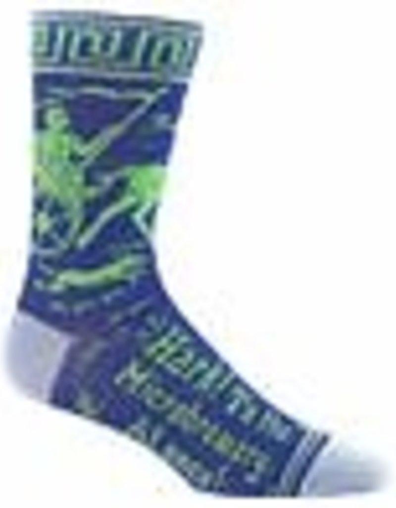 Blue Q Blue Q Hark! Microbrewery Men's Socks